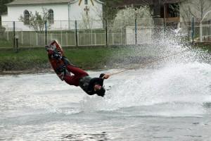 Wake board wakeboard Казичене Казичене езеро снимки