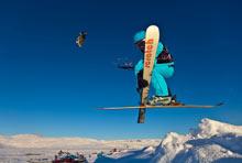 bulgaria snowkiting