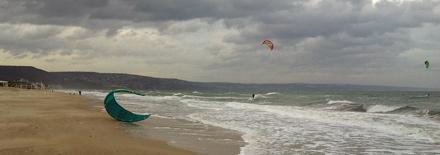 kranevo kitesurfing