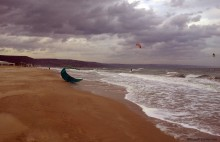 kranevo kitesurfing beach